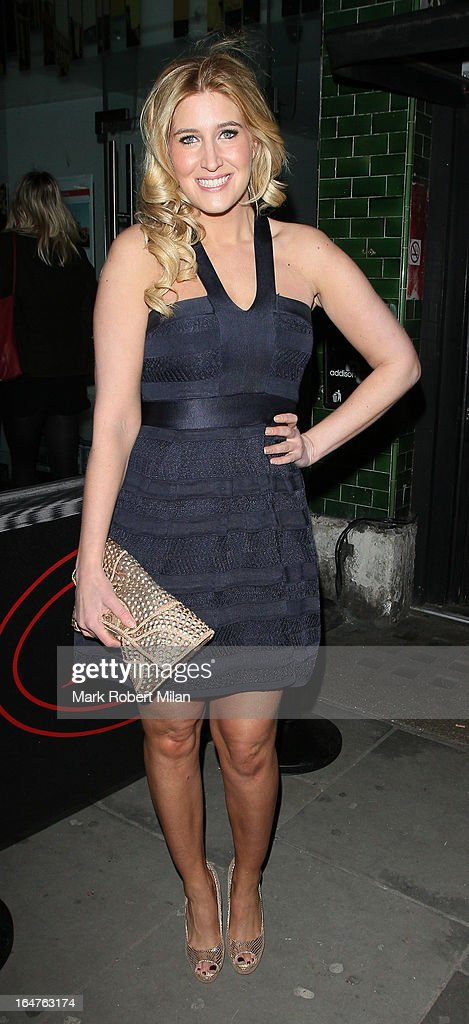 Francesca Hull at 151 Kings Road on March 27, 2013 in London, England.