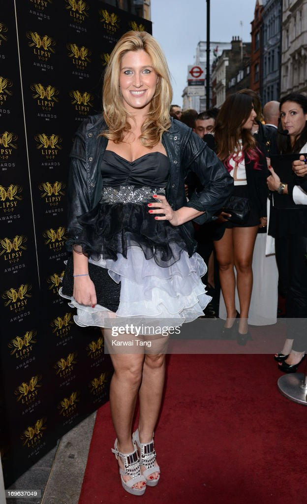Francesca Hull attends the Lipsy VIP Fashion Awards 2013 at DSTRKT on May 29, 2013 in London, England.