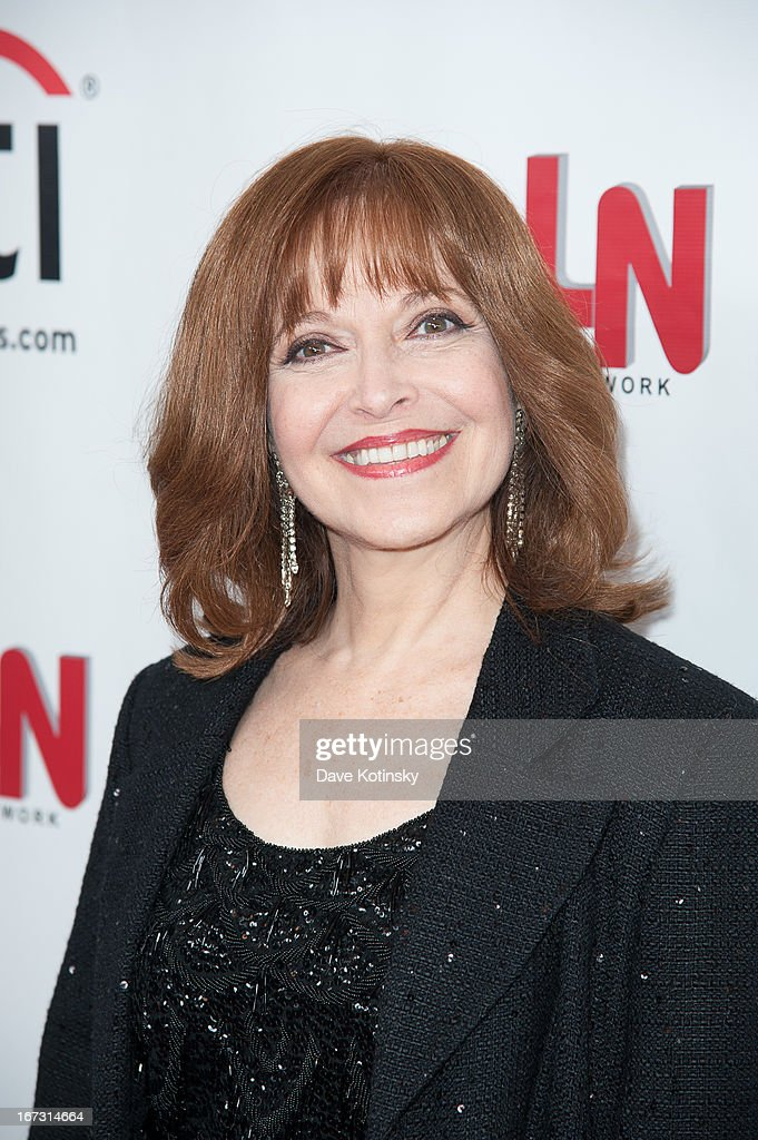 Francesca James attends the 'All My Children' & 'One Life To Live' premiere at Jack H. Skirball Center for the Performing Arts on April 23, 2013 in New York City.