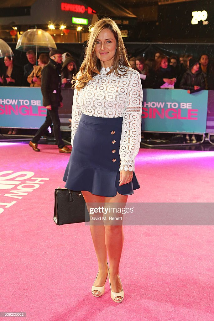 <a gi-track='captionPersonalityLinkClicked' href=/galleries/search?phrase=Francesca+Newman+Young&family=editorial&specificpeople=11249087 ng-click='$event.stopPropagation()'>Francesca Newman Young</a> attends the UK Premiere of 'How To Be Single' at Vue West End on February 9, 2016 in London, England.