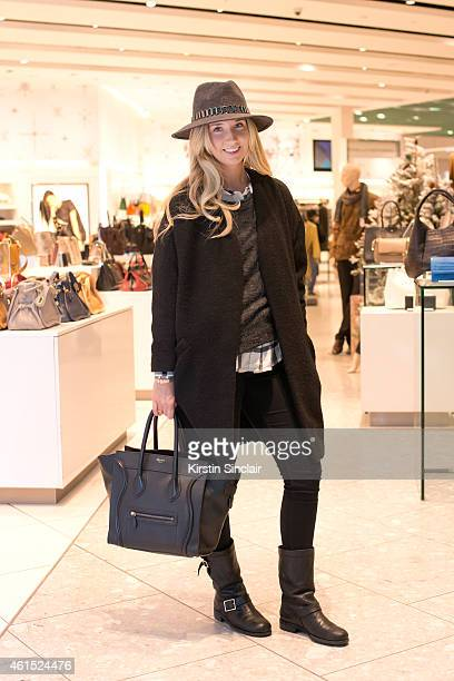 Francesca Passey from UK prepares to fly to New York as Heathrow Appoints British Style Icon Laura Bailey as its first ever style hunter for Terminal...