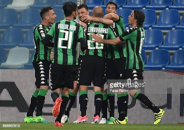 US Sassuolo v UC Sampdoria - Serie A : News Photo