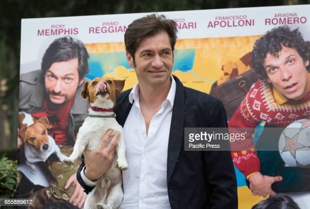 Francesco Apolloni attends the photocall of 'Ovunque Tu Sarai'