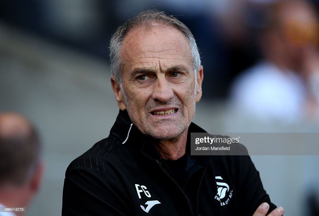 Swansea City v Stade Rennais - Pre-Season Friendly : News Photo