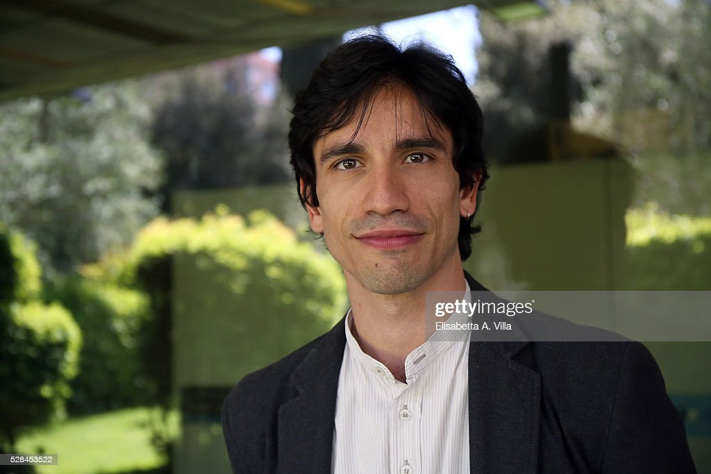 Francesco La Mantia attends a photocall for 'Felicia Impastato' RAI TV movie at Viale Mazzini on May 5, 2016 in Rome, Italy.