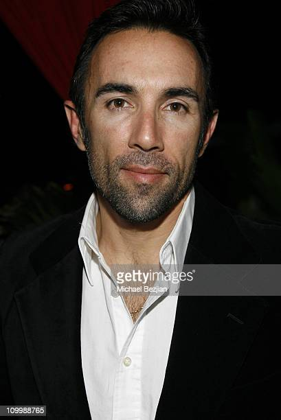 Francesco Quinn during Charmaine Blake Birthday Party at Privlage Night Club in Los Angeles California United States