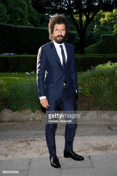 Francesco Scianna attends McKim Medal Gala at Villa Aurelia on June 7 2017 in Rome Italy