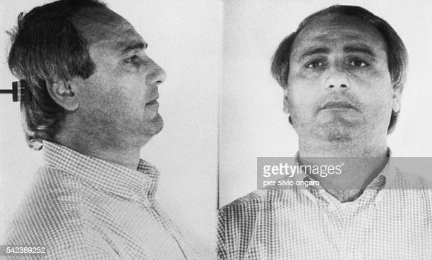 Francesco Tagliaviai is arrested for playing a role in the assassination of Italian antimafia judge Paolo Borsellino