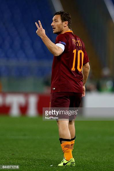 AS Roma v FC Villarreal - UEFA Europa League Round of 32: Second Leg : ニュース写真