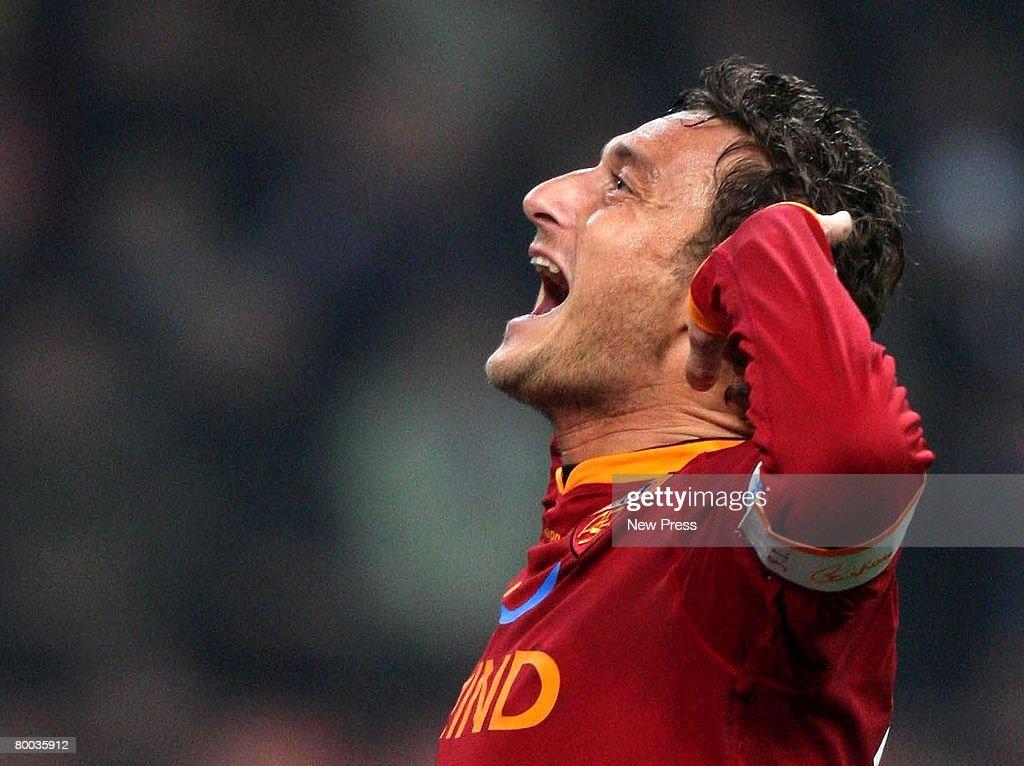 Inter Milan v Roma - Serie A