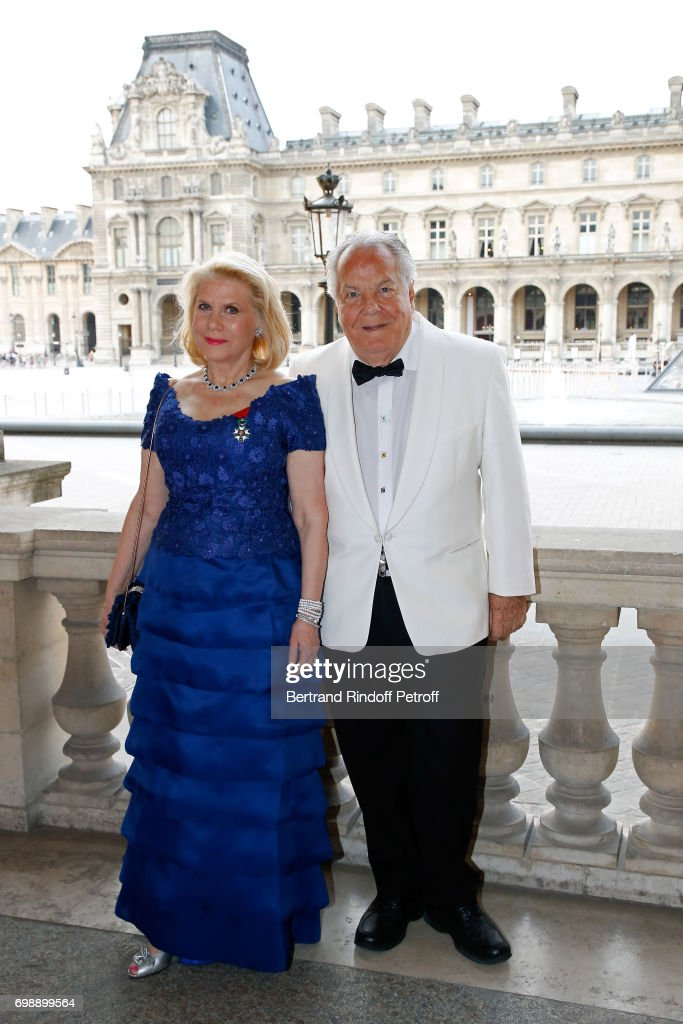 """""""Liaisons Au Louvre IV"""" - Evening Of Patronage For The Benefit Of The Louvre Museum In Paris"""