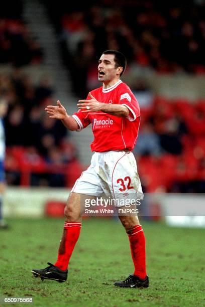 Francis Benali Nottingham Forest