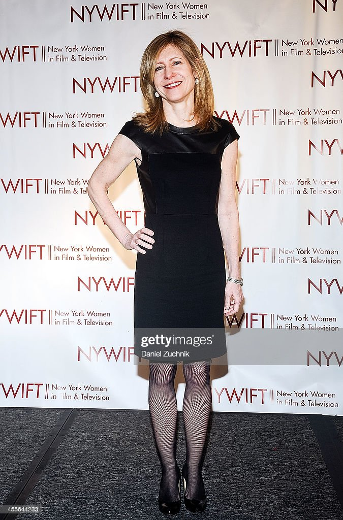 Francis Berwick attends New York Women In Film And Television's 33rd Annual Muse Awards at New York Hilton on December 12, 2013 in New York City.