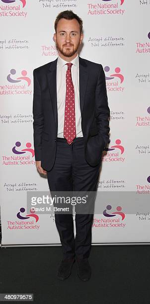 Francis Boulle attends Spectrum 2014 an annual fundraising event in support of the National Autistic Society to launch World Autism Awareness Month...