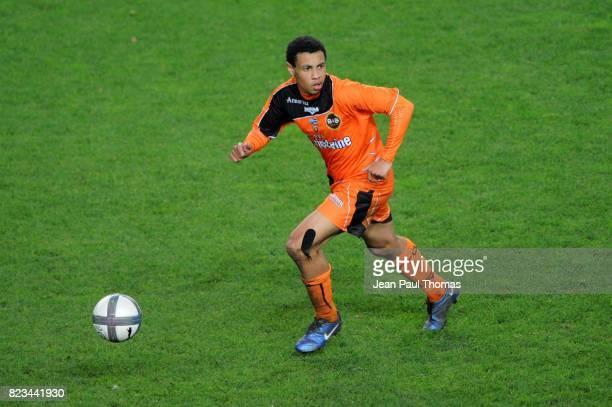 Francis COQUELIN Saint Etienne / Lorient 12eme journee de Ligue1