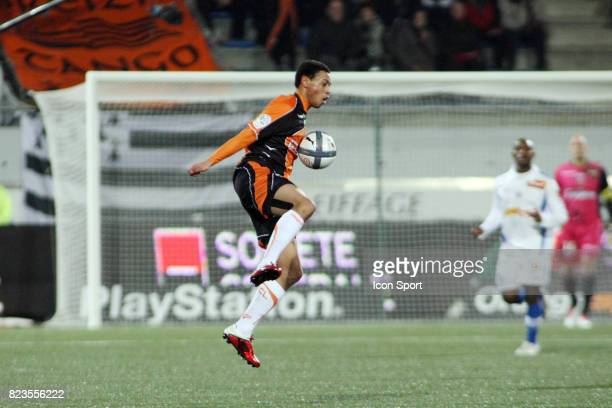 Francis COQUELIN Lorient / Montpellier 19eme journee de Ligue 1