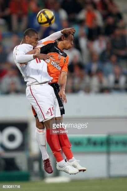 EMERSON / Francis COQUELIN û Lorient / Lille 32 eme journee de Ligue 1