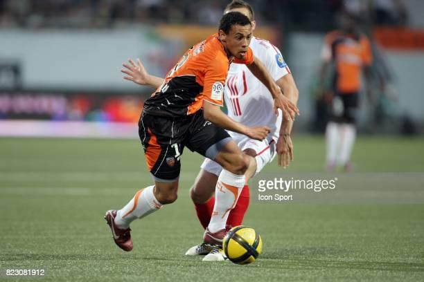 Francis COQUELIN û Lorient / Lille 32 eme journee de Ligue 1