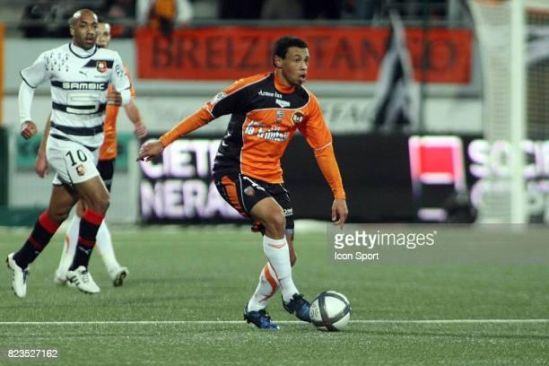 Francis COQUELIN Lorient / Rennes 15eme journee de Ligue 1