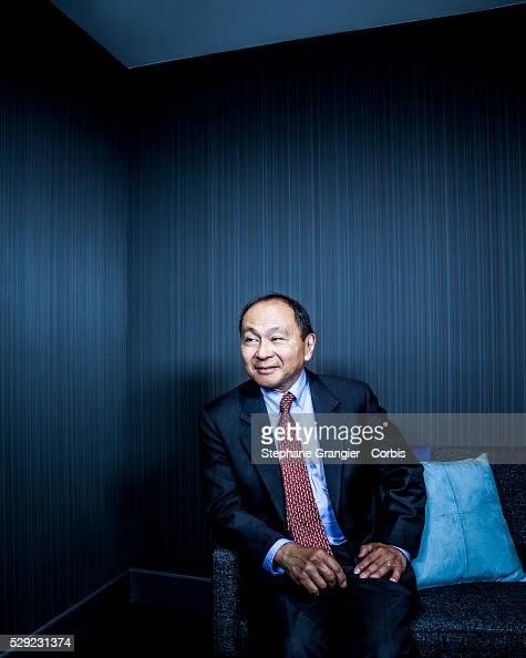 Resultado de imagem para Francis Fukuyama photographed in Paris.