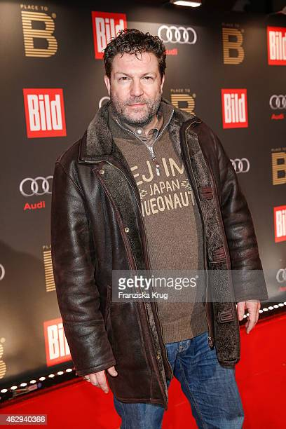 Francis FultonSmith attends the Bild 'Place to B' Party on February 07 2015 in Berlin Germany