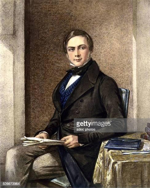 Francis Galton British man of science born in Sparkbrook Ca 1850