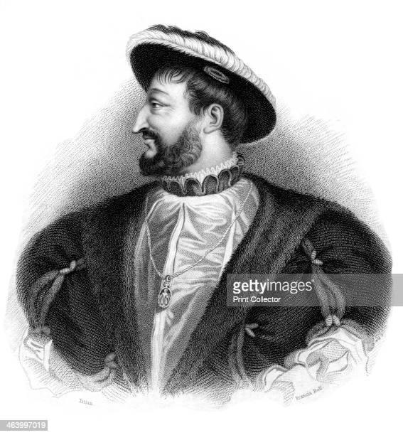 Francis I King of France Portrait of King Francis I
