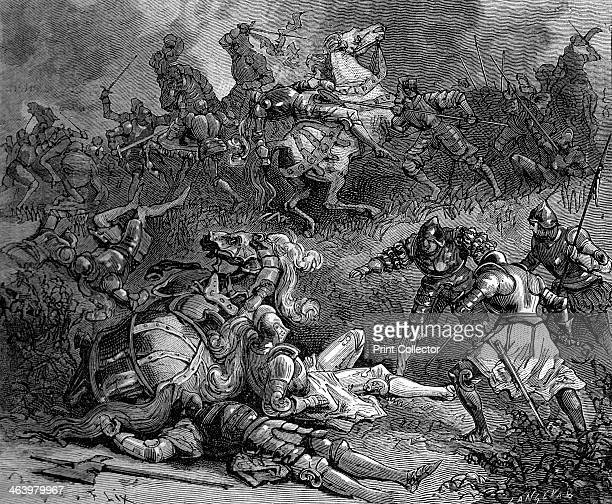 Francis I of France besieging Pavia Italy 28th October 1524 The French were unsuccessful in their attempt to take Pavia from the army of the Holy...