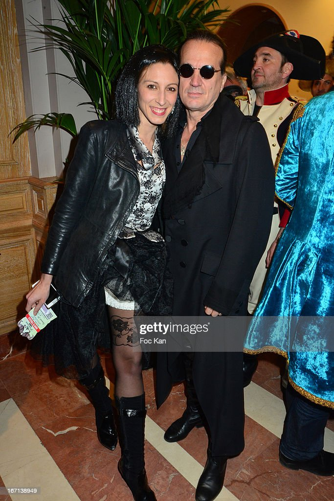 'Bal Des Princesses 2013' At the Pavillon Royal In Paris