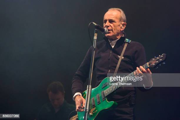 Francis Rossi of Status Quo performs at Rewind Festival on August 20 2017 in HenleyonThames England