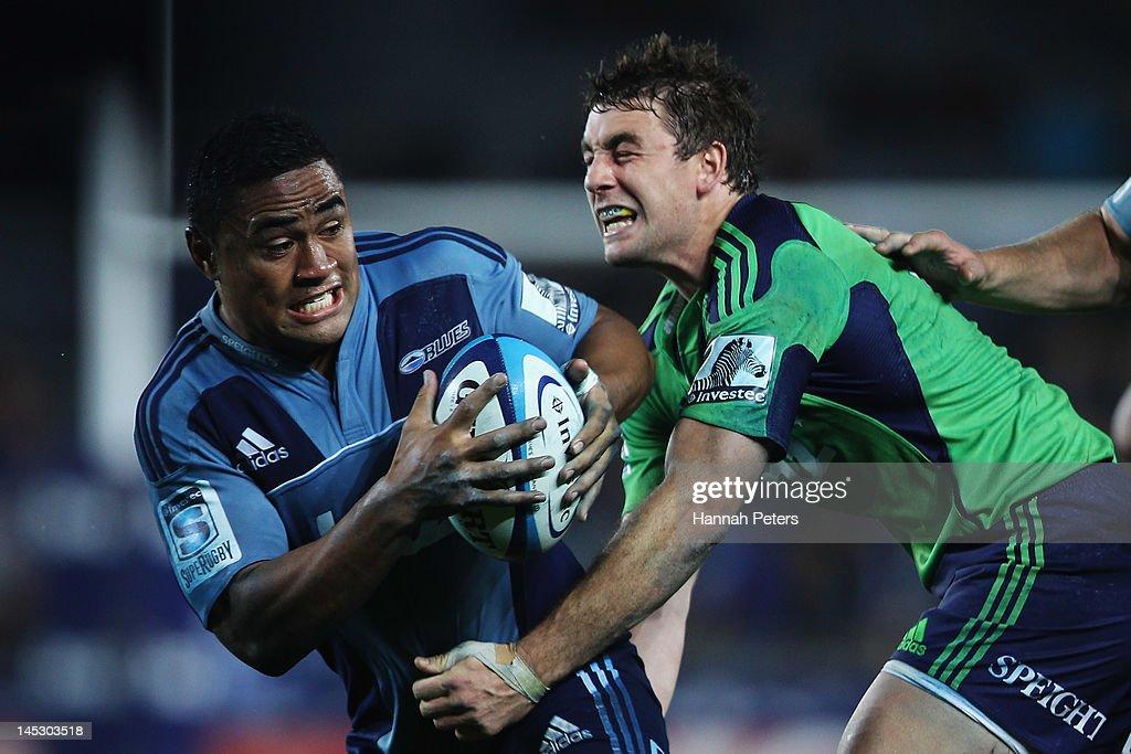 Super Rugby Rd 14 - Blues v Highlanders