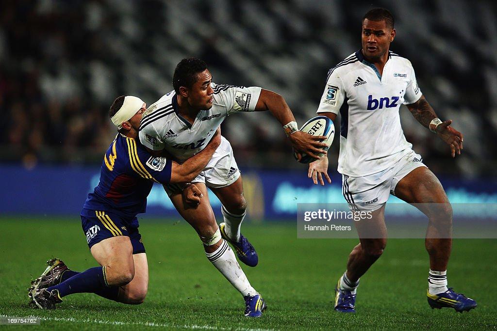 Super Rugby Rd 16 - Highlanders v Blues
