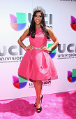 Francisca Lachapel attends Univision's 2015 Upfront at Gotham Hall on May 12 2015 in New York City