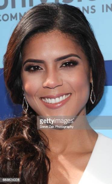 Francisca Lachapel attends Univision's 2017 Upfront at the Lyric Theatre on May 16 2017 in New York City