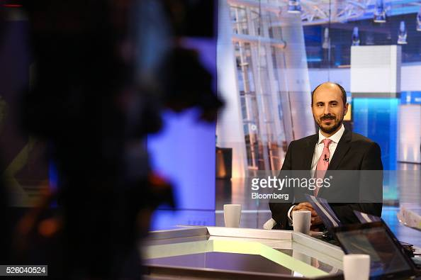 Francisco Blanch head of global commodities research at Merrill Lynch smiles during a Bloomberg Television interview in New York US on Friday April...
