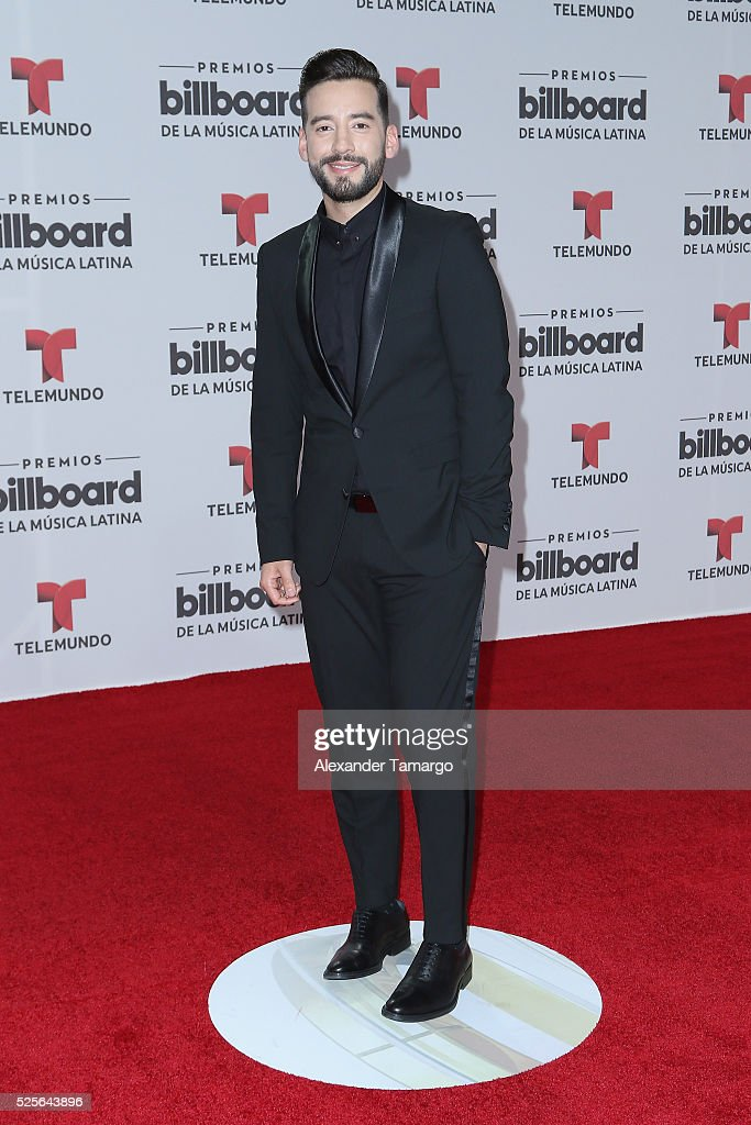 Francisco Caceres attends the Billboard Latin Music Awards at Bank United Center on April 28, 2016 in Miami, Florida.