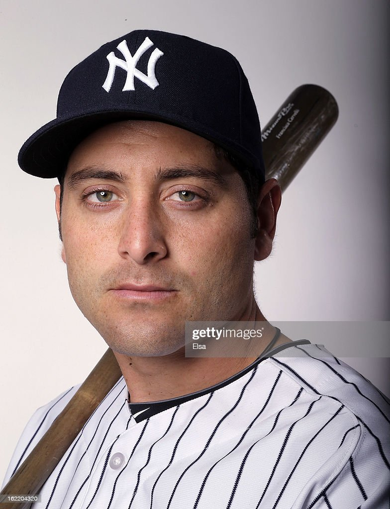 Francisco Cervelli #29 of the New York Yankees poses for a portrait on February 20, 2013 at George Steinbrenner Stadium in Tampa, Florida.
