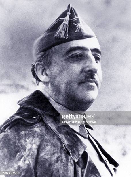 Francisco Franco 18921975 Spanish general and the dictator of Spain from 1939 until his death in 1975