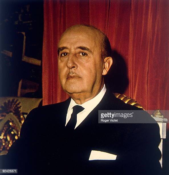 Francisco Franco Bahamonde Spanish General and statesman