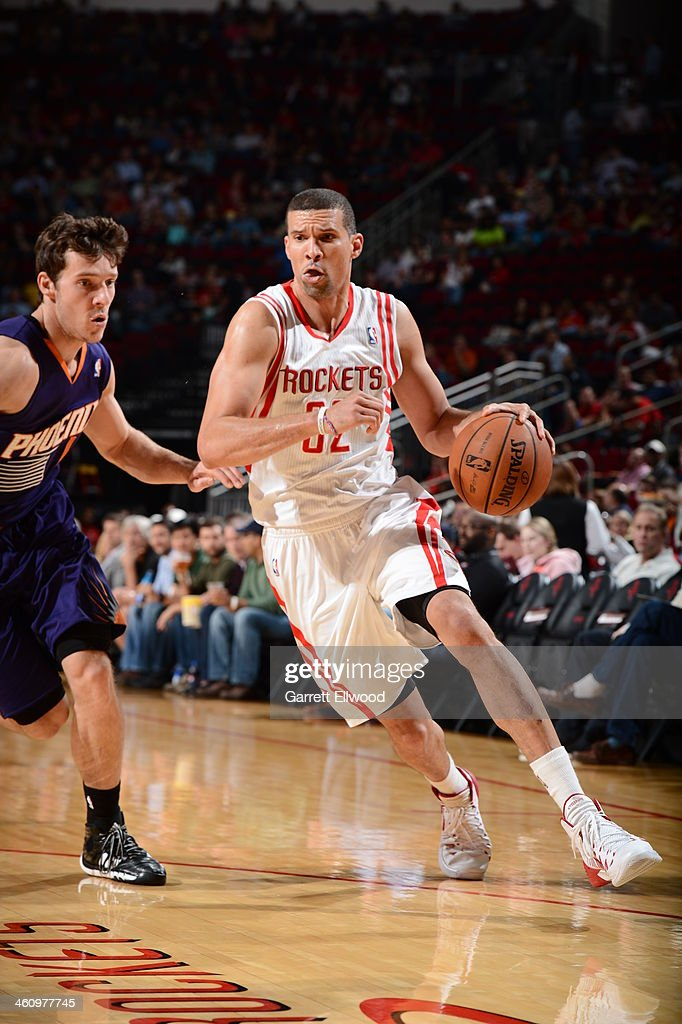 <a gi-track='captionPersonalityLinkClicked' href=/galleries/search?phrase=Francisco+Garcia&family=editorial&specificpeople=198958 ng-click='$event.stopPropagation()'>Francisco Garcia</a> #32 of the Houston Rockets drives to the basket against the Phoenix Suns on December 4, 2013 at the Toyota Center in Houston, Texas.