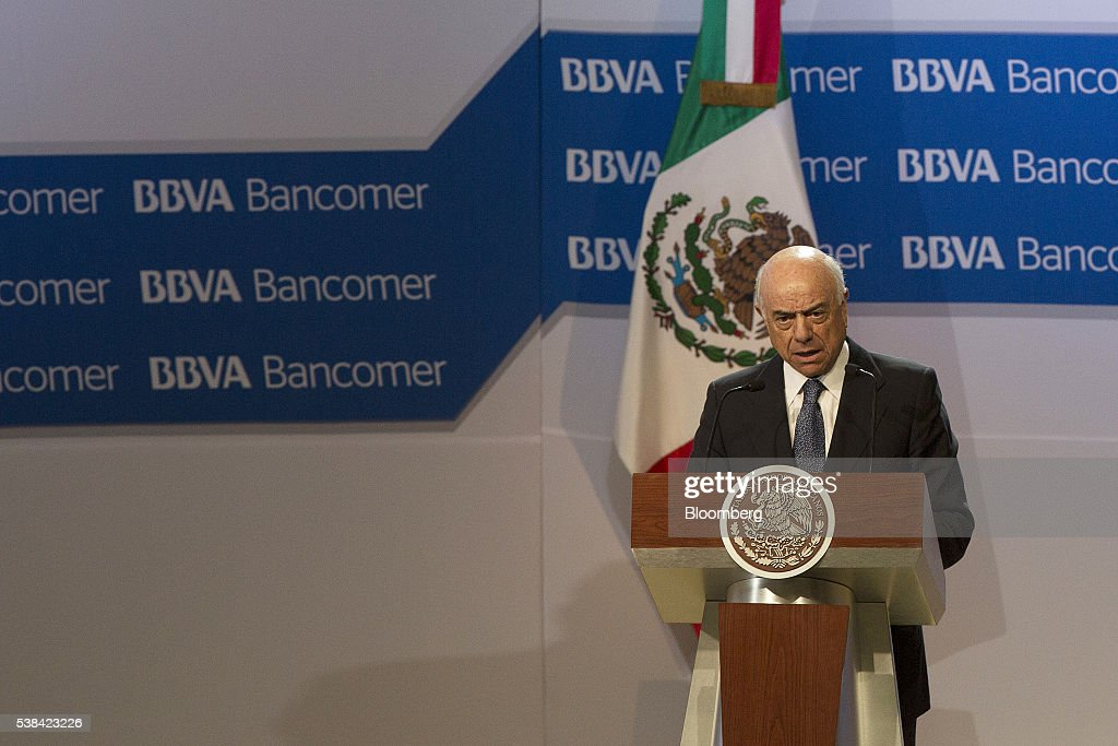 Key Speakers At The BBVA Bancomer's National Directors Meeting