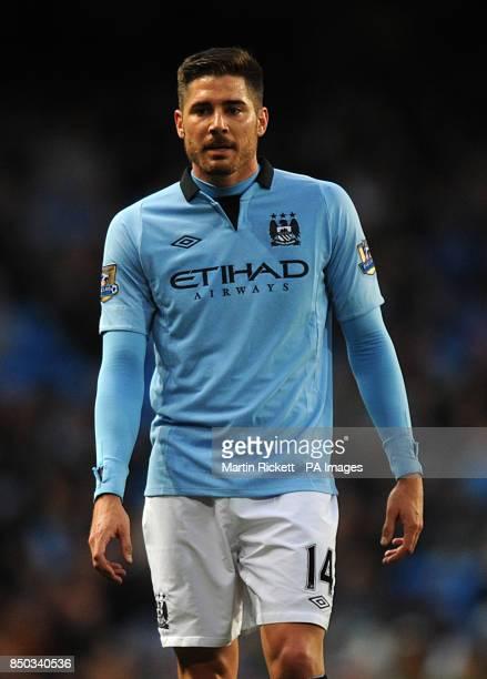 Francisco Javi Garcia Manchester City