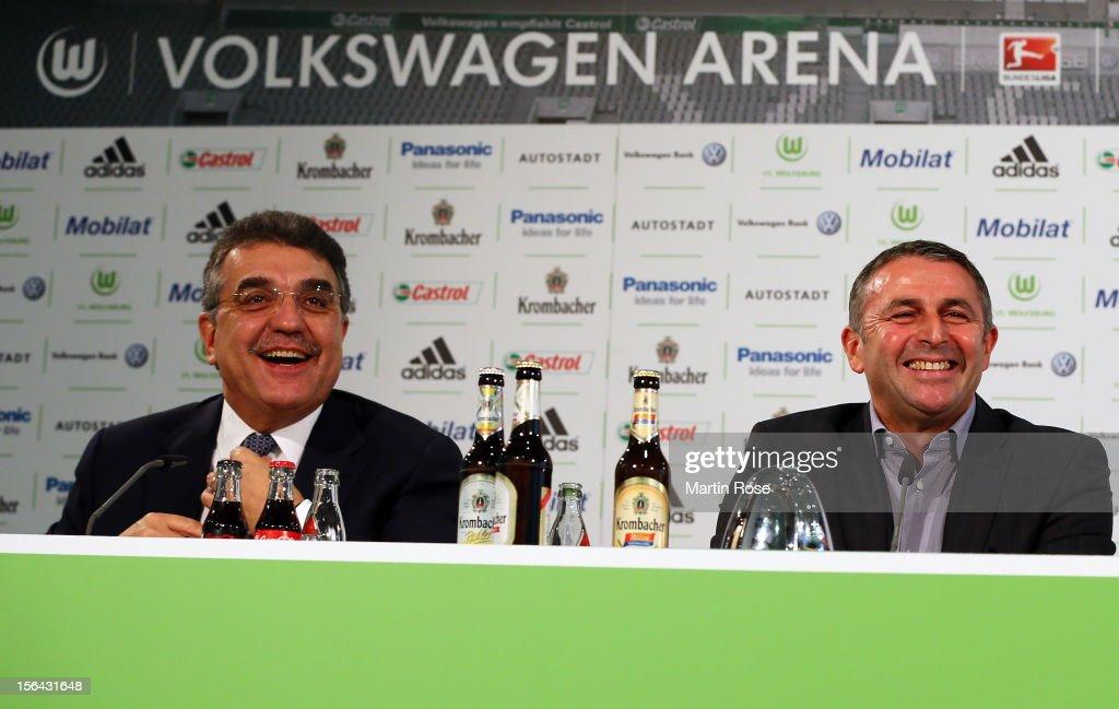 VfL Wolfsburg Presents New Sporting Director