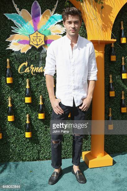 Francisco Lachowski attends the Third Annual Veuve Clicquot Carnaval at Museum Park on March 4 2017 in Miami Florida