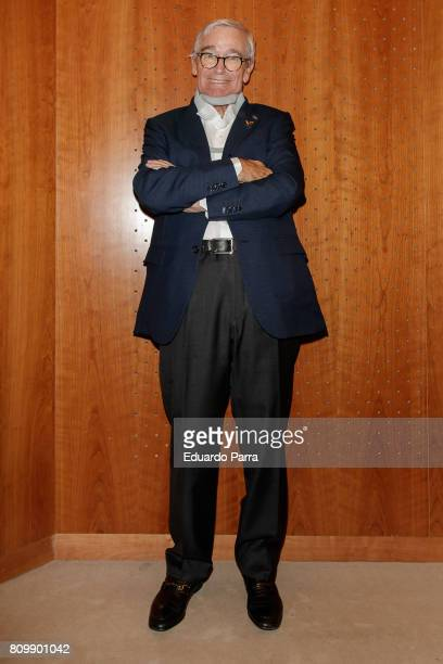 Francisco Luzon attends the 'Periodismo Cientifico Concha Garcia Campoy' awards at Mapfre Foundation on July 6 2017 in Madrid Spain