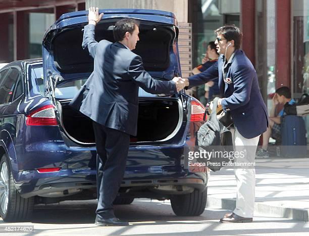 Francisco Rivera is seen on July 14 2014 in Madrid Spain