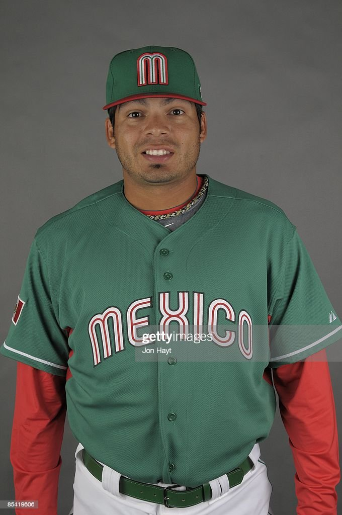 Francisco Rodriguez of team Mexico poses during a 2009 World Baseball Classic Photo Day on Monday, March 2, 2009 in Tucson, Arizona.