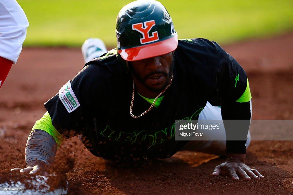 Leones de Yucatan v Diablos Rojos - Liga Mexicana de Beisbol 2016
