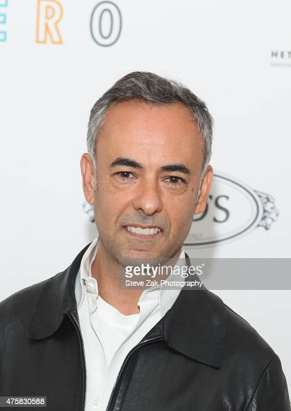 Franciso Costa attends The HetrickMartin Institute The Hero Fund 2015 ...