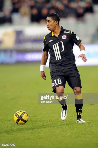 Franck BERIA Auxerre / Lille 22e journee de Ligue 1
